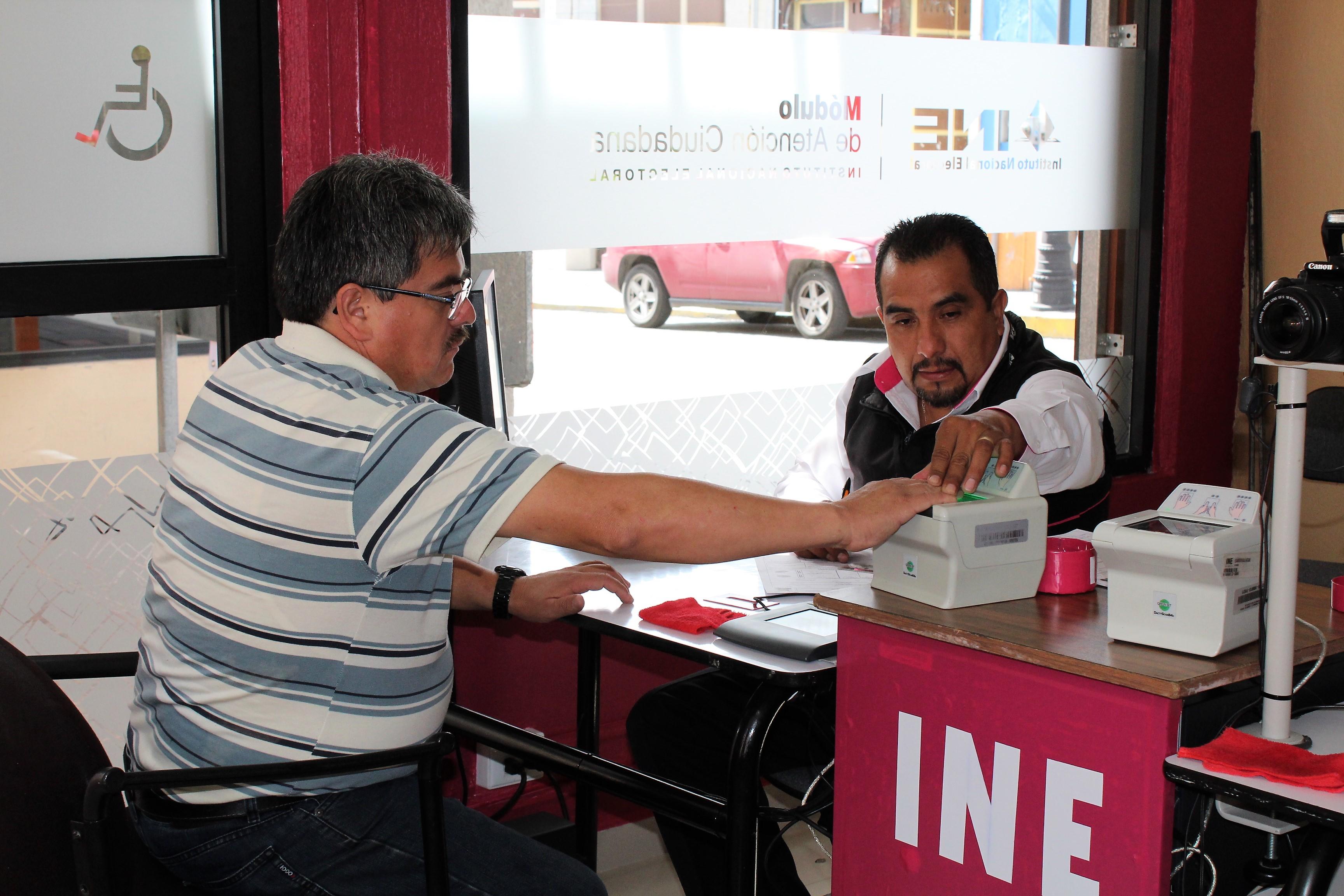 Inaugura Ine Módulo Fijo De Atención Ciudadana En Huamantla