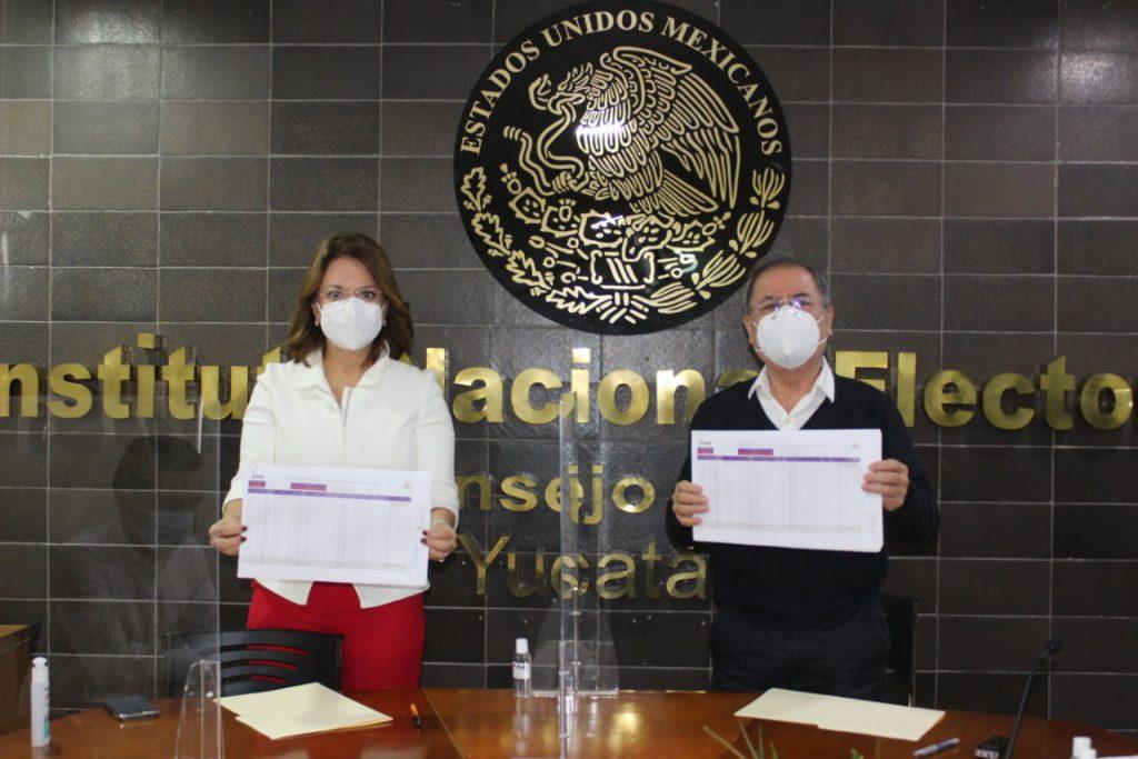 Acuerdan INE Yucatán y el IEPAC, promover participación ciudadana - Central  Electoral